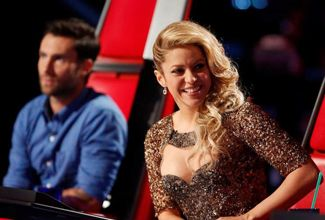 "Shakira anuncia su salida de ""The Voice"""