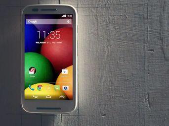 Vídeo oficial del nuevo Motorola E