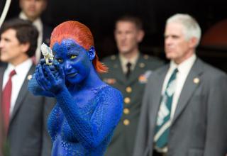 En su estreno  X-Men recaudó 91 millones de dolares, superando así a Godzila