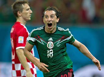 ¡A octavos y sin temblar! México le ganó a Croacia 3-1