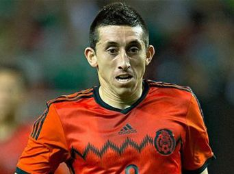 Aparece Héctor Herrera en el primer 11 ideal del Mundial