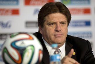 """""""Contra Croacia no pensamos empatar"""": Miguel Herrera"""