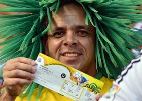 FIFA venderá 180 mil boletos más para el Mundial