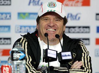 Herrera elegirá hoy al portero titular de la Selección