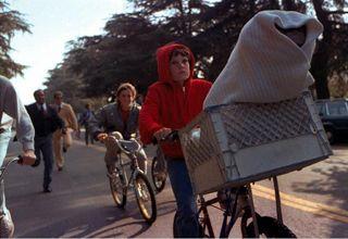 Hoy se cumplen 32 años del estreno de E.T. El extraterrestre