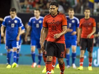 México no mostró nada y perdió 1-0 ante Bosnia