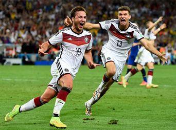 ¡Con un golazo! Alemania venció a Argentina 1-0 y es Campeón del Mundo