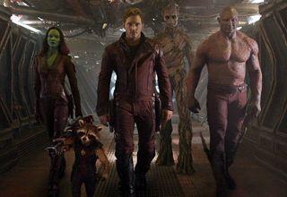Confirman secuela de 'Guardianes de la Galaxia' para el 2017