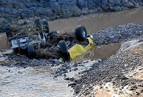 Encuentran a última persona desaparecida en arroyo del Ejido Cabullona