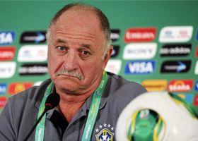 Luiz Felipe Scolari renunció a la selección de Brasil