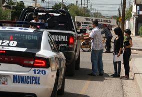 Patrullas de Hermosillo se 'convierten' en camiones