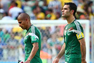 Se despide Miguel Herrera de Rafa Márquez y Salcido en la Selección