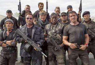 """'Destruyen' en taquilla Tortugas Ninjas y Megan Fox a Stallone y """"Los Indestructibles"""""""