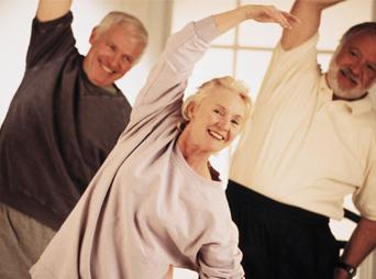 Uno de los beneficios que tiene el adulto mayor es ayuda a que sus músculos no se atrofien.