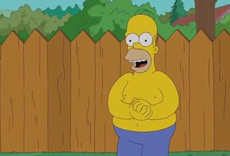 Homero decide nominar en dos ocasiones a Flanders y nomina también a Lenny.