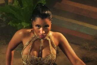 """Nicki Minaj rompe récord con el estreno de su vídeo """"Anaconda"""""""