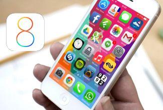 ¿Cómo actualizo mi iPhone a iOs 8?
