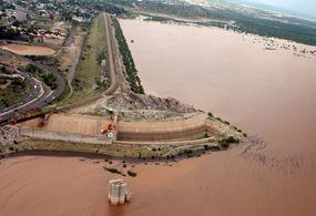 Presa ALR de Hermosillo se encuentra al 14% de su capacidad