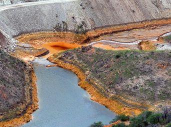 Revelan presencia de nueva mancha en río Sonora