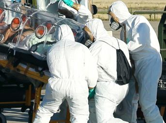 Camarógrafo de NBC se infecta de ébola en Liberia