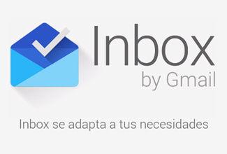 """Google quiere cambiar su Gmail con """"Inbox"""""""