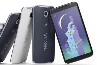 Google y Motorola lanzan el Nexus 6