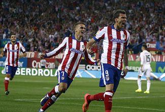 Resumen: goles de Atlético de Madrid vs Real Madrid