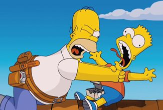 """Los Simpson tendrán su """"alfombra amarilla"""" previo a los Oscar"""