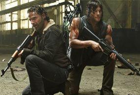 Final de temporada de The Walking Dead se transmitirá simultaneo a EU