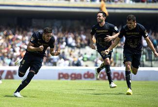 Resumen: Los goles de Pumas vs Morelia
