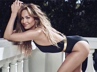 Las nuevas fotos de Jennifer López te dejarán con la boca abierta
