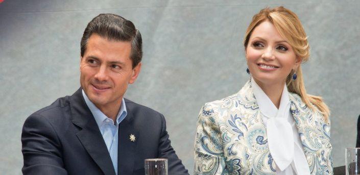 Uno de los temas de la polémica en redes sociales estos días han sido los desplantes de Angélica Rivera a Peña Nieto, aquí te los dejamos.