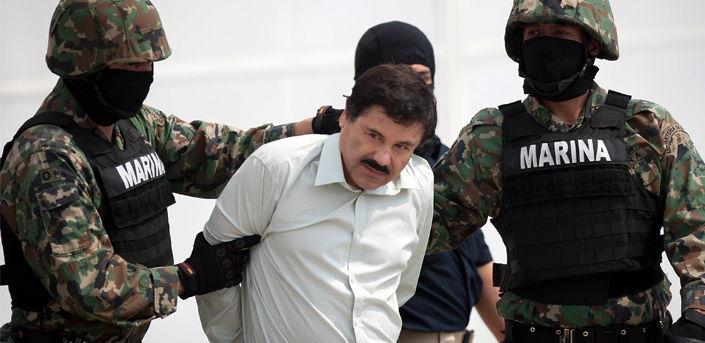 "Se fuga ""El Chapo"" Guzmán"