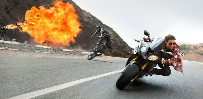 Misión Imposible recauda 56 mdd en semana de estreno