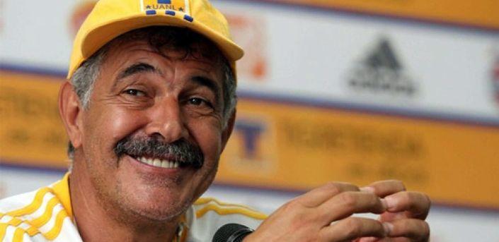 Tuca Ferreti es el nuevo DT de la Selección Mexicana
