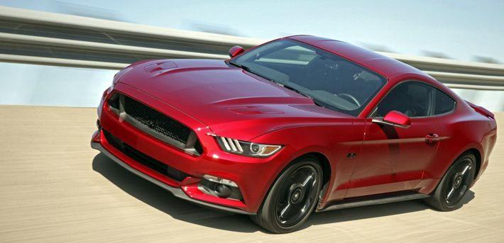 El nuevo Ford Mustang Ecoboost ya está en México
