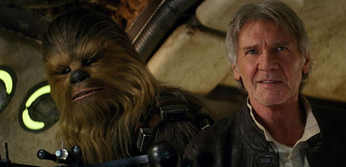 El primer trailer de Star Wars: The Force Awakens
