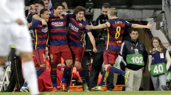 partido del barcelona versus
