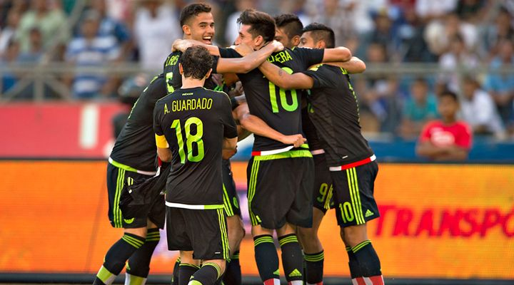 Resumen: Goles México vs Honduras
