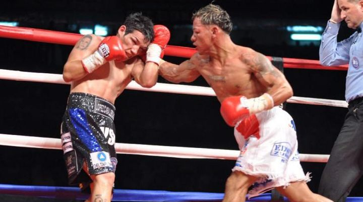 Por tercera ocasión Tyson vs Nica, ¡Hay tiro!, ¡Hay tiro!