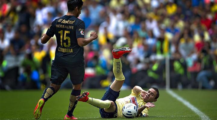 Resumen: Goles de Pumas vs América