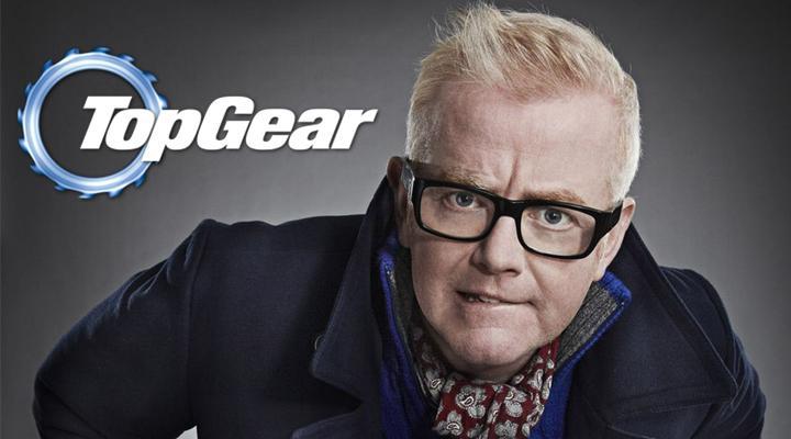 Vuelve Top Gear el 8 de mayo