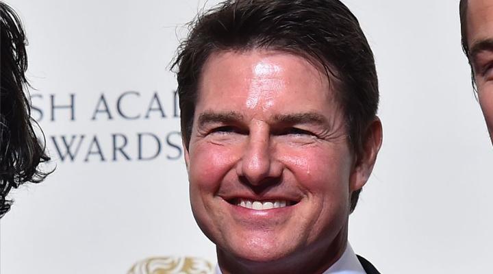 Fotos: ¿Este es el nuevo rostro de Tom Cruise?