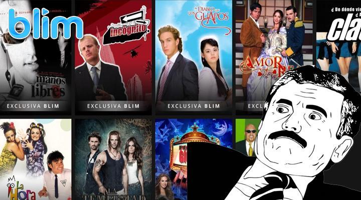 Televisa lanza Blim, copia de Netflix