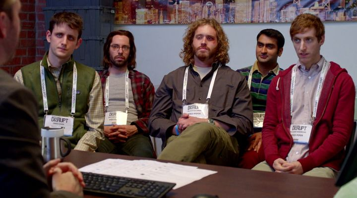 Foto: Personajes de Sillicon Valley