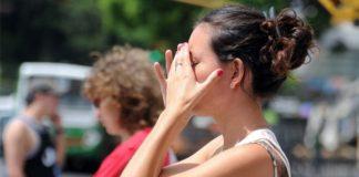 Síntomas del Golpe de Calor?