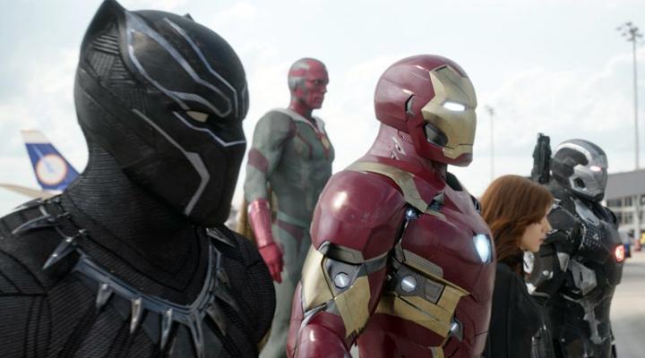 Review: Capitán América Civil War, la mejor película de Marvel