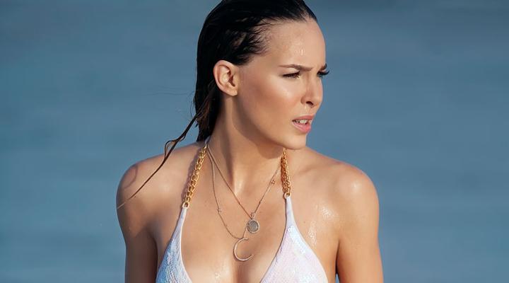 Fotos de Belinda sexy en la revista Esquire