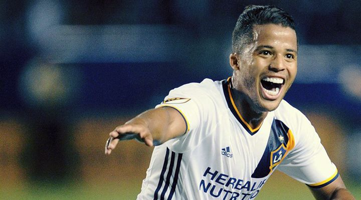 Checa el gol de Giovani Dos Santos vs Real Salt Lake