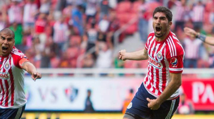 Resumen: El gol de Chivas vs Atlas